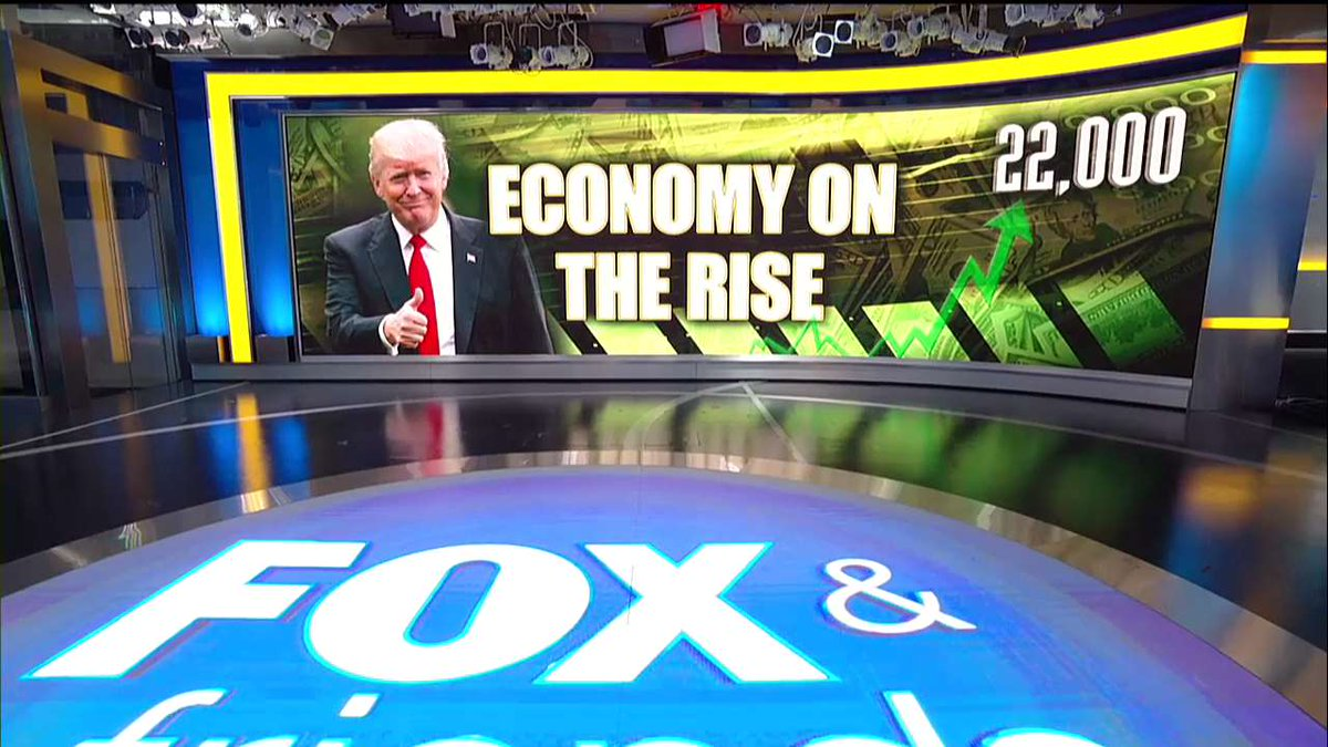 The Dow Jones Industrial Average is expected to pass 22000 for the first time ever. https://t.co/c2DyUCwc83 (via @FoxBusiness)