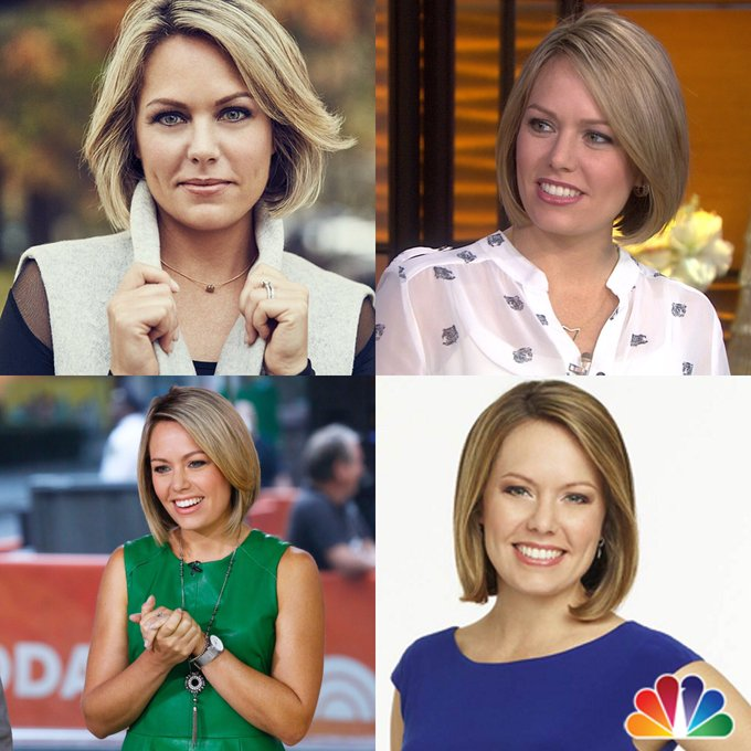 Happy 36 birthday to Dylan Dreyer. Hope that she has a wonderful birthday.