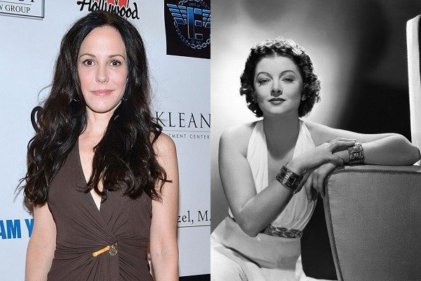 August 2: Happy Birthday Mary-Louise Parker and Myrna Loy