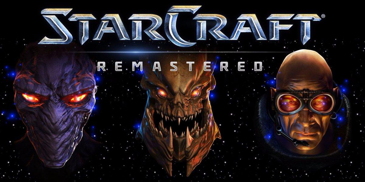 starcraft brood war через торрент