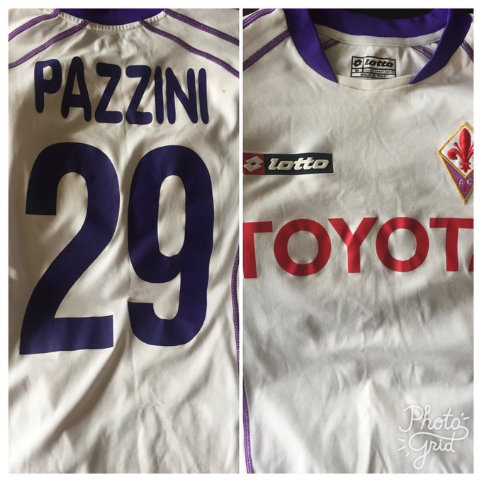Dug this out to say Happy Birthday to Giampaolo Pazzini, 33 today!