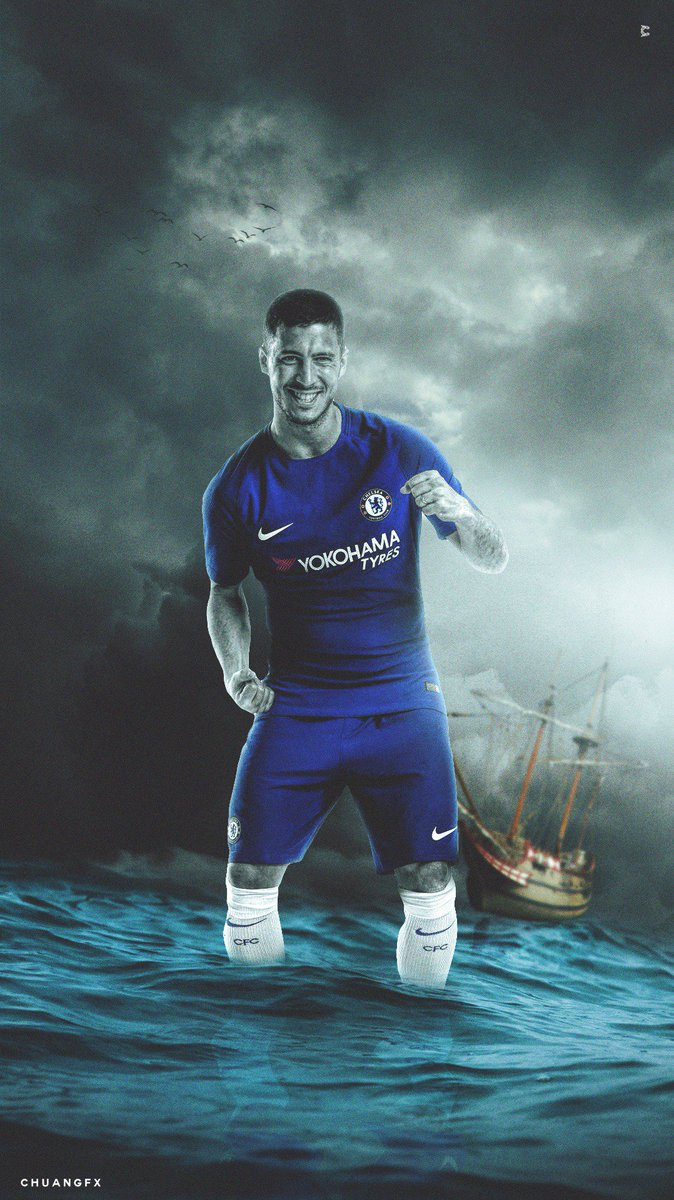 Nick On Twitter Eden Hazard Wallpaper CFC Chelsea