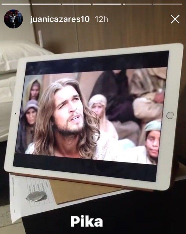 Cazares classifica filme sobre a vida de Jesus como 'pika'  https://t.co/2BxSUr3sqx