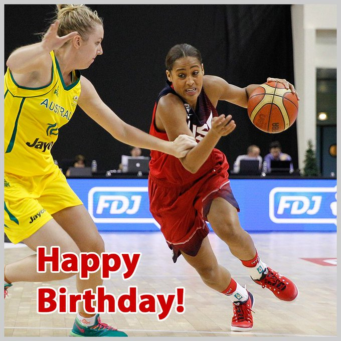 Happy birthday, Skylar Diggins-Smith!