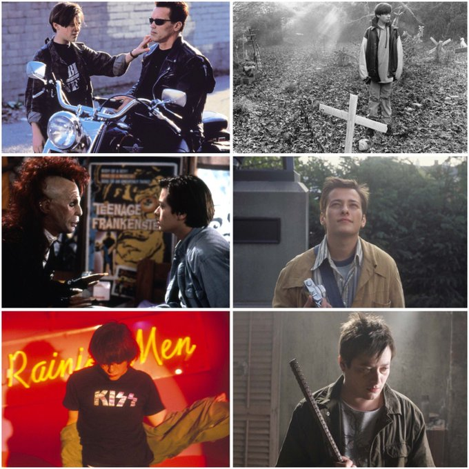 Happy 40th Birthday to Edward Furlong!