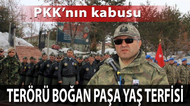 """تويتر \ Güneş Gazetesi على تويتر: """"PKK'yı sinek gibi ezen Tuğgeneral Metin Tokel YAŞ'ta tümgeneralliğe terfi etti https://t.co/rnhZi3P6XM https://t.co/7T7zUwgESc"""""""