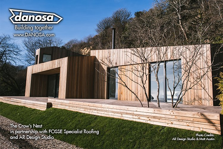 With weather like it is today, what&#39;s better than a picture of our 2017 award winning project #CrowsNest #SPRA #MostInnovative #SinglePly <br>http://pic.twitter.com/7sgo8BRM9q
