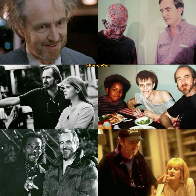 Happy Birthday to Wes Craven! (August 2, 1939 August 30, 2015)