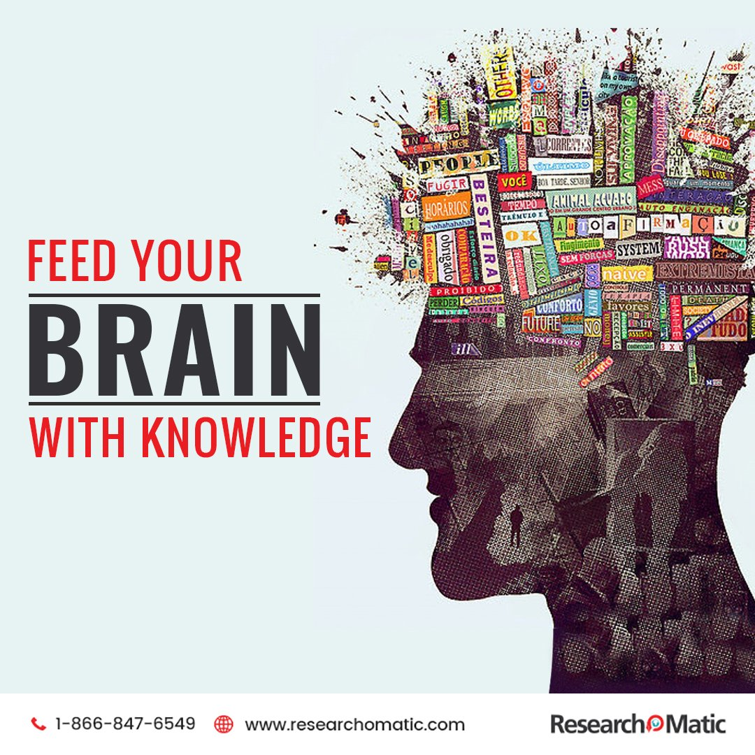 Feed your Brain with Knowledge.  #Researchomatic <br>http://pic.twitter.com/oalrWH3oH7