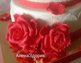 Сливочно творожный блинный торт