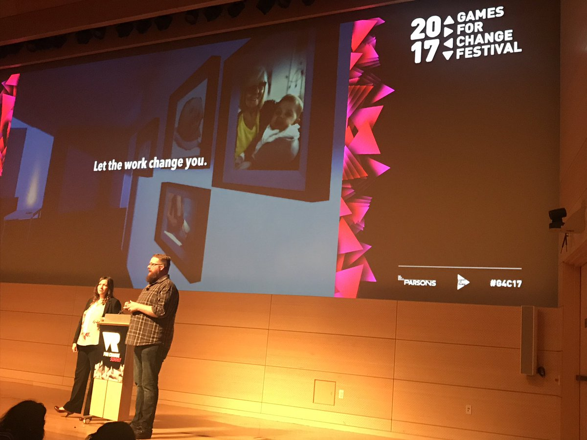 Mind blown, heart broken, eyes opened - so moved by the work and message of Amy &amp; @ryangreen8 - Thank You #g4c2017 <br>http://pic.twitter.com/kwQTmlFFbw