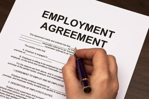 #employment #contract Is Not Always Necessary, But There Are Times When An  Employer May Want To Offer A Contract. ...