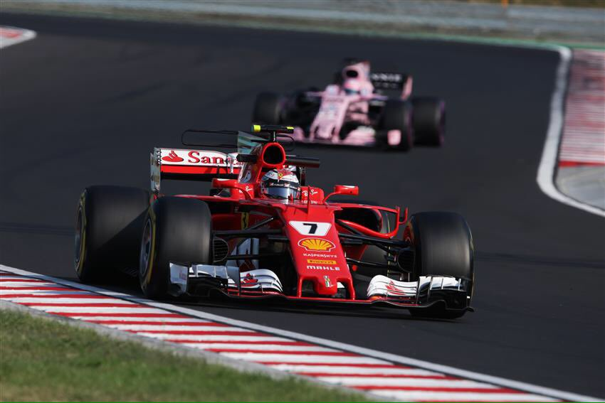 Hungaroring test: Day two results