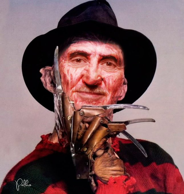 Happy birthday to the legendary Wes Craven. The world is a darker place without your talent.