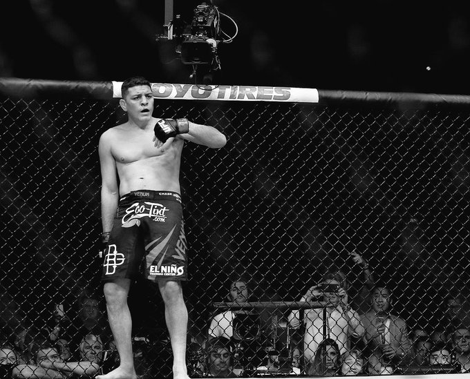 Happy birthday to the one & only Nick Diaz.
