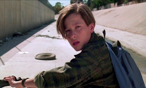 Happy Birthday to actor/musician Edward Furlong! Don\t miss T2 in 3D in theatres this month!