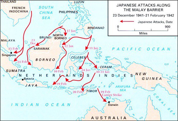 Onlmaps on twitter japanese invasion of the dutch east indies in onlmaps on twitter japanese invasion of the dutch east indies in world war 2 httpstx13dfmozg6 maps gumiabroncs Choice Image