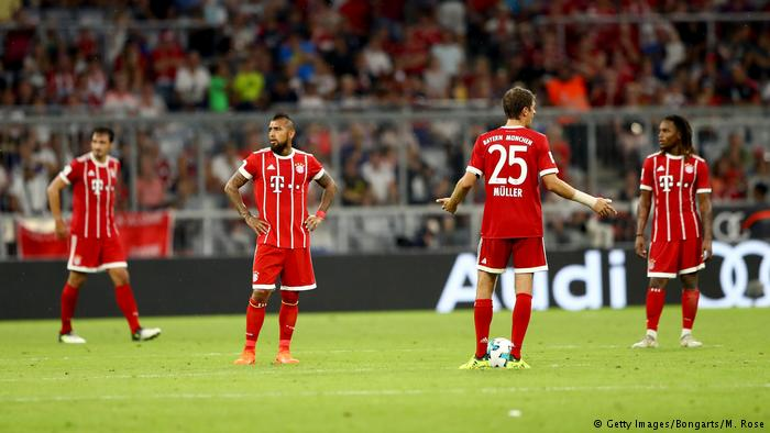Video: Bayern Munich vs Napoli