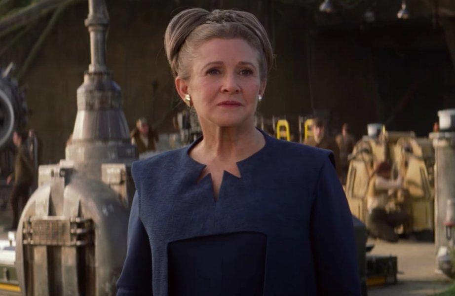 """""""Os Últimos Jedi"""" é uma despedida """"incrível"""" para Carrie Fisher, diz John Boyega https://t.co/qm7oYyVz33"""
