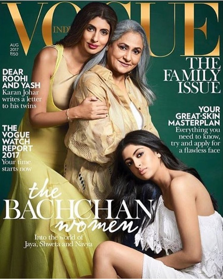 Malcom in the middle!!! That's me between two of the most important women in my life. TY #Vogue for this X https://t.co/l6W8Wfrc8h