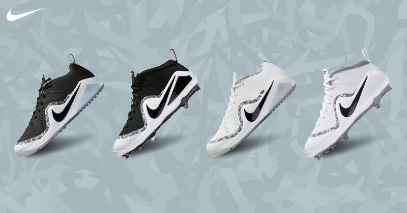 Inspired by @MikeTrout's love of the outdoors. Shop the Nike Antler Camo  Print collection