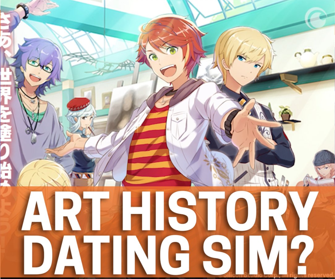 Dating sim with crystals