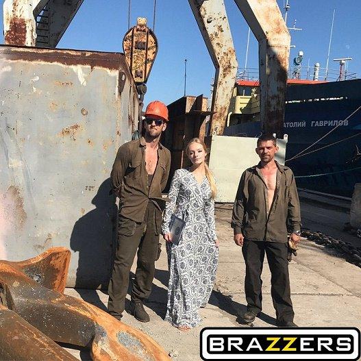 19-летняя дочь Пескова приехала в оккупированный Крым рассказывать о судостроении - Цензор.НЕТ 7142
