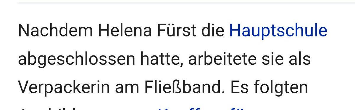 0 replies 0 retweets 4 likes - Helena Furst Lebenslauf