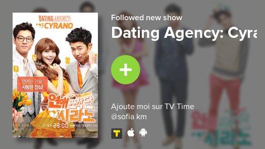 Dating agency cyrano korean drama