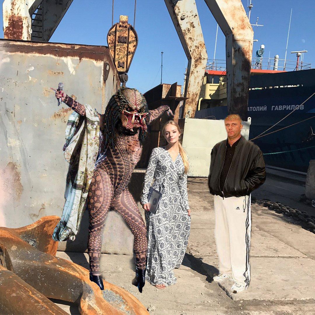 19-летняя дочь Пескова приехала в оккупированный Крым рассказывать о судостроении - Цензор.НЕТ 5057