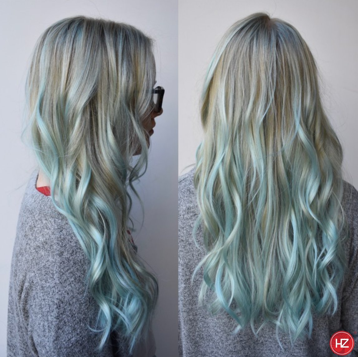 Hairzoo On Twitter Hues Of Blue By Diana At Our Hairzoo