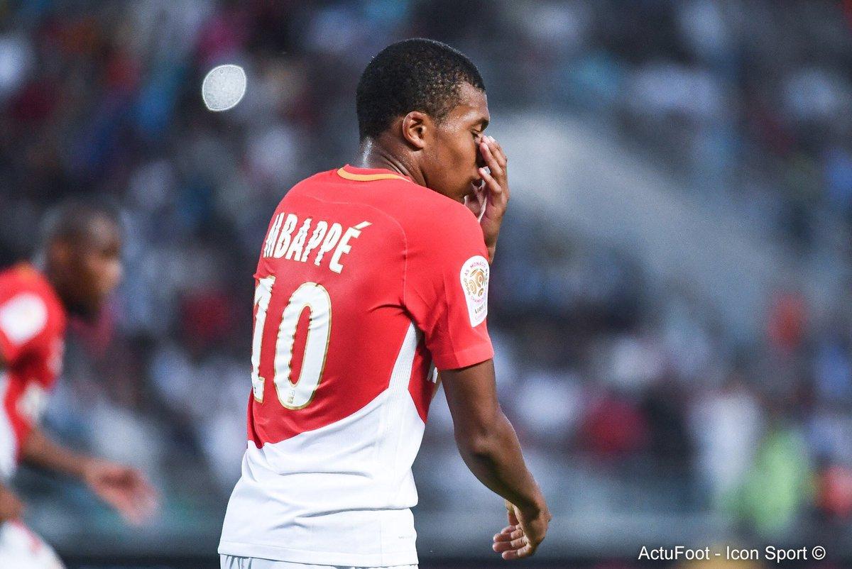 🔴 BREAKING ! Kylian Mbappé a décidé de quitter l'AS Monaco, selon @lequipe.