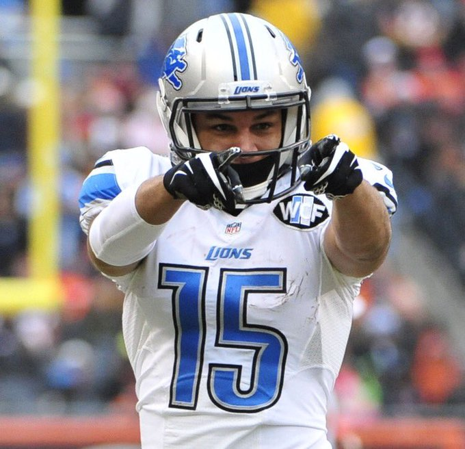 Happy birthday to the man himself Golden Tate!