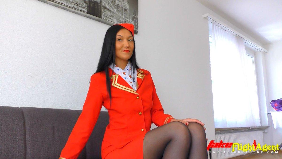 fake flight agent