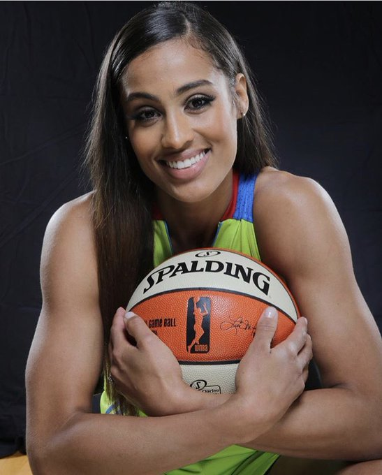Happy Birthday Mrs. Skylar Diggins-Smith