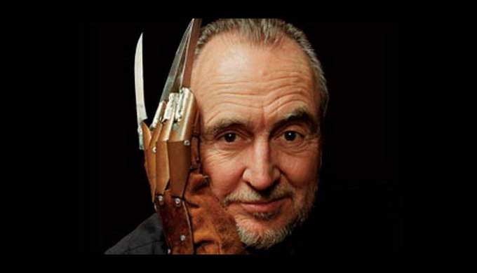 Happy birthday to nightmare-maker Wes Craven