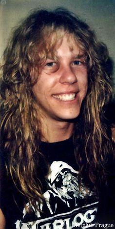 Happy Birthday to James Hetfield