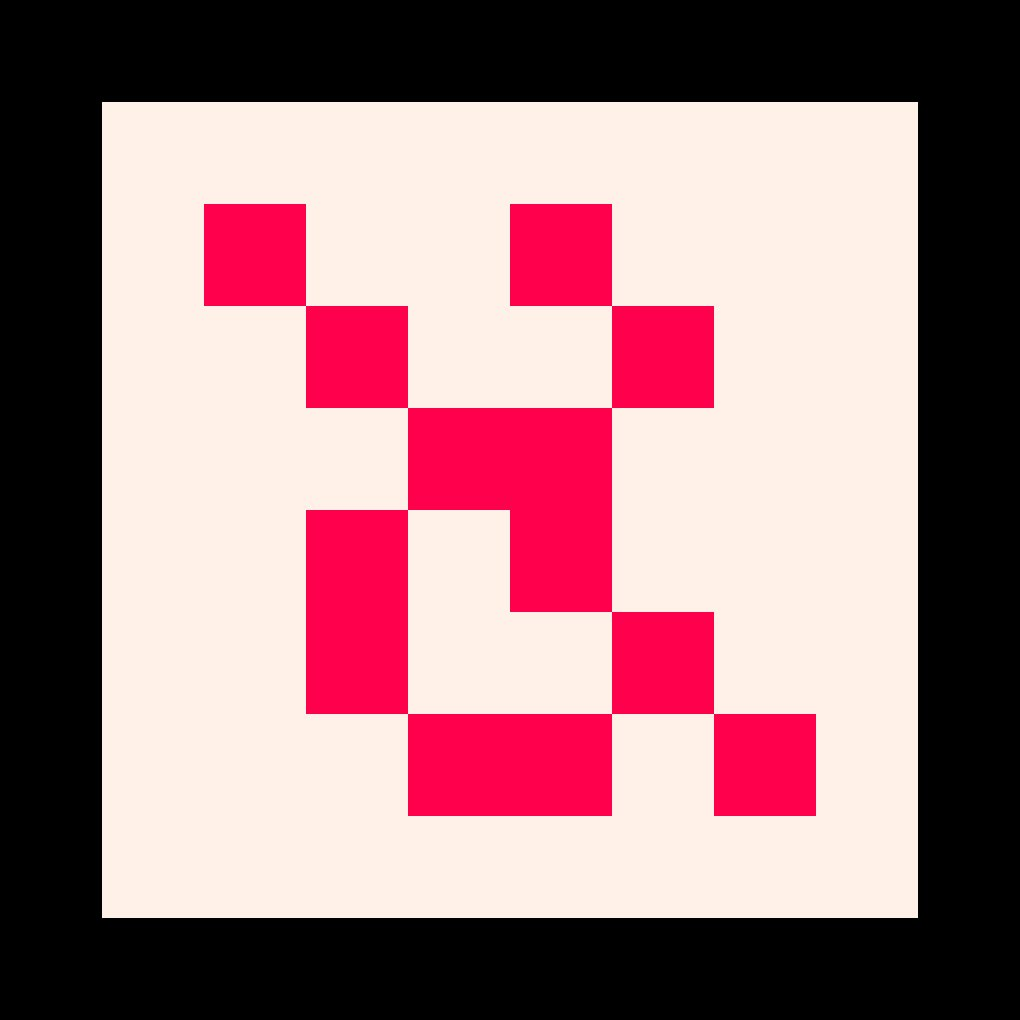 On Twitter 8x8 Pixelart Of Humbles Logo With Pico8 Palette HumbleBundle Create Pixel Art My Lets Draw App