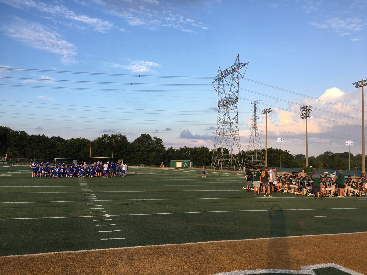Mccallie Football On Twitter Hard Hitting Scrimmage With Knoxville