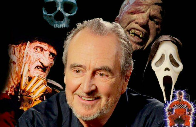 HAPPY BIRTHDAY TO THE MASTER OF THE MACABRE AND LEGENDARY HORROR MOVIE FILMMAKER, WES CRAVEN!