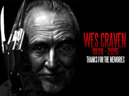 Happy Birthday to the man, the myth, the legend, Mr. Wes Craven