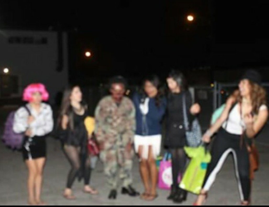 What's the saddest thing that's ever happened to you? Me: My mom took a picture of me and @FifthHarmony and no one believes me #tragic https://t.co/7CnCuneOgi