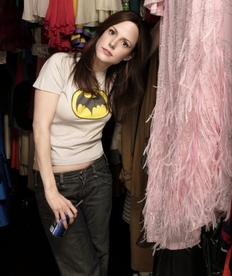 Happy Birthday American actress and author Mary Louise Parker (August 2, 1964- )