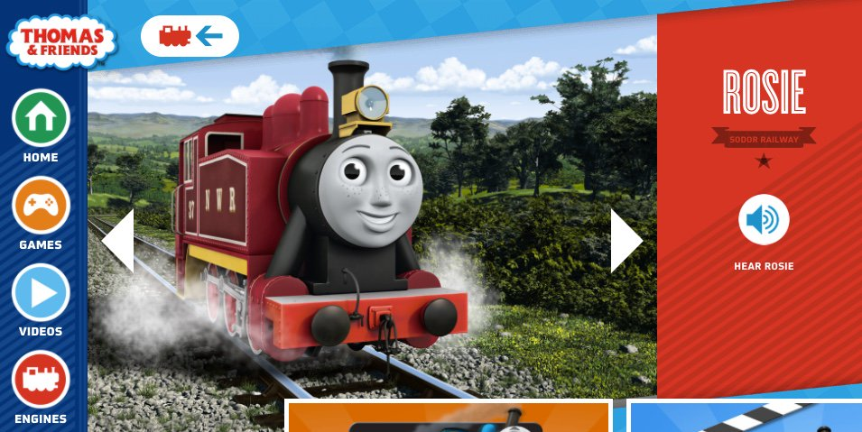 Page 3 Rosie 21 >> Thomasnation On Twitter Icymi Rosie S New Red Season 21