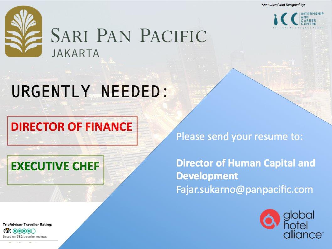 Career Icc On Twitter Career News Sari Pan Pacific Jakarta Please Find The Details Below Thank You Regards Icc Stp Nhi Bandung Loker Kerja Https T Co Qejbogyv36