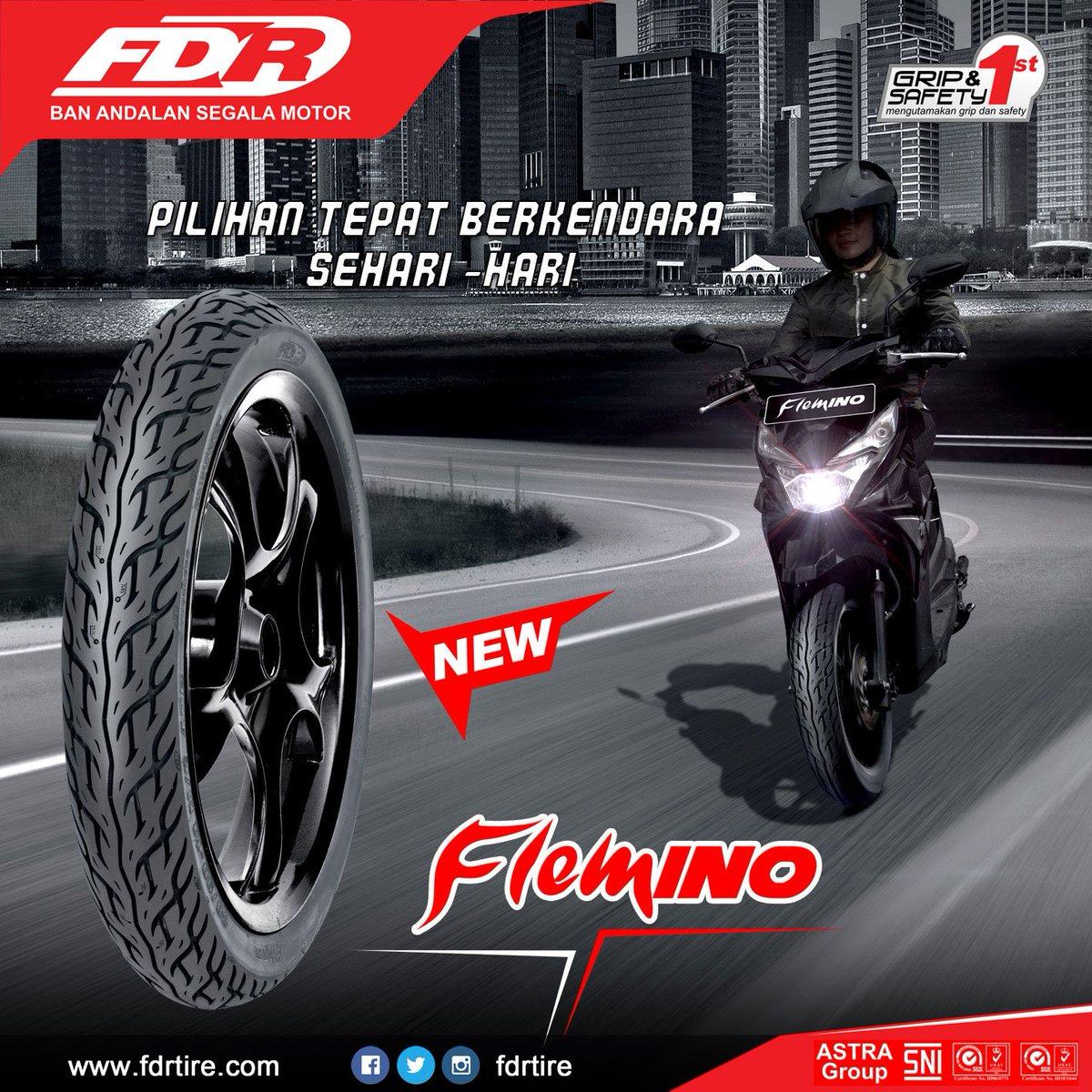 FDR Tire On Twitter Flemino Ban Tubeless Untuk Motor Matic Kamu Tersedia Dalam 2 Ukuran Yaitu 80 90 14 TL