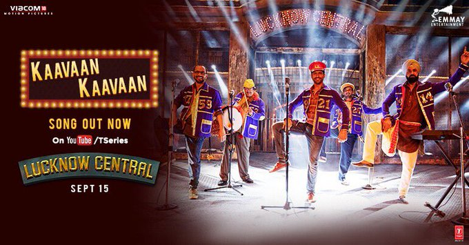 Aap #KaavaanKaavaan karo, bajni toh hai! https://t.co/ctbNlc34Fv #LucknowCentral #15Sept https://t.co/MZqXvgeNfR