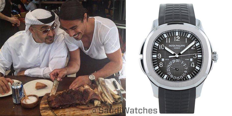 بالأرقام| لن تصدق أسعار الساعات التي يرتديها المشاهير.. أحدهم يرتدي ساعة ثمنها تخطى الملايين 3 24/6/2018 - 7:53 م