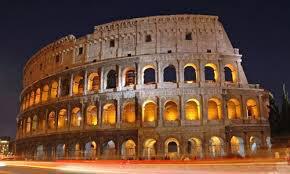 El Coliseo romano, el único lugar donde un me gusta 👍 salvaba vidas. #JuevesDeArquitectura https://t.co/tpwZLnolSK