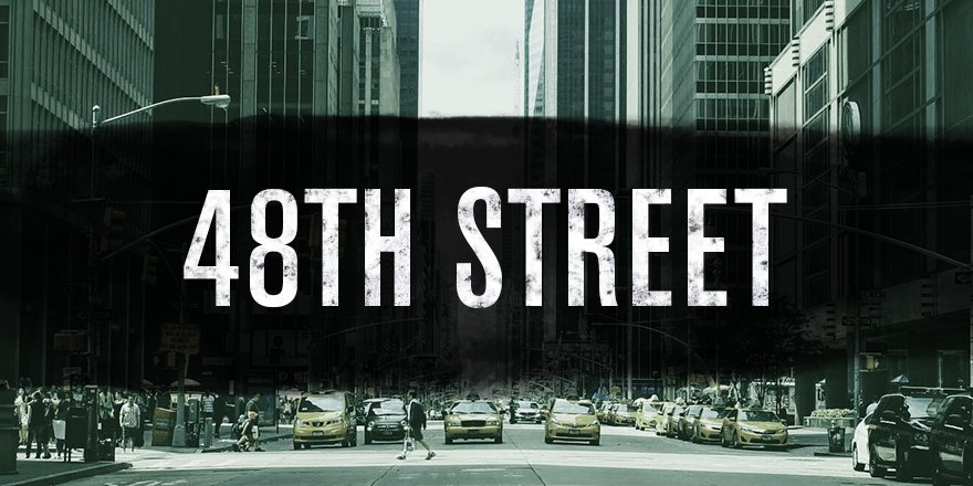 The next stop is 48th Street & Sixth Avenue. Stand clear for the Cali Cartel. #Narcos https://t.co/08bTba7jFA